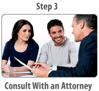 Step 3 - Consult With an Attorney